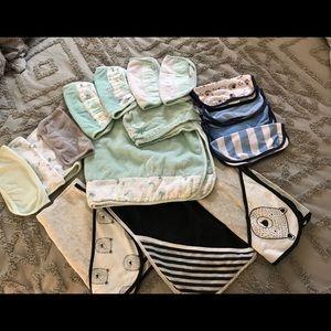 Baby bath bundle